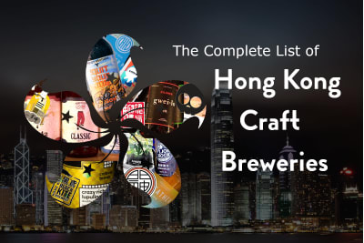The Complete List of Hong Kong Craft Breweries
