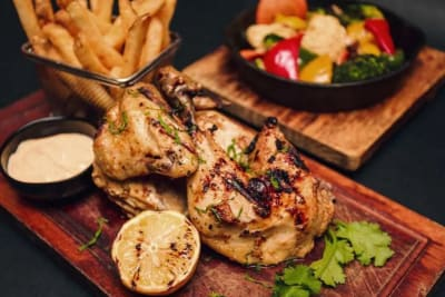 New Restaurant: Flaming Frango