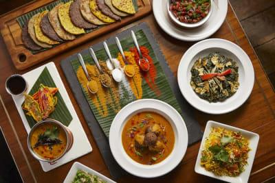 Bombay Dreams' New Vegan Menu