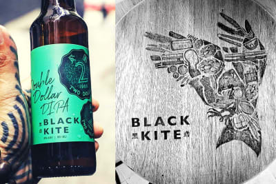 HK Craft Beer Spotlight: Black Kite Brewery