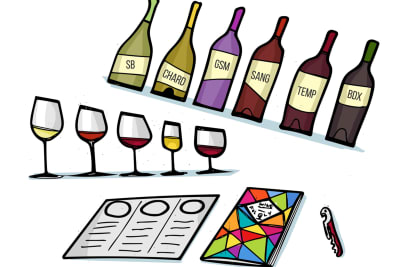 Rewriting Wine 101: Wine Adventures