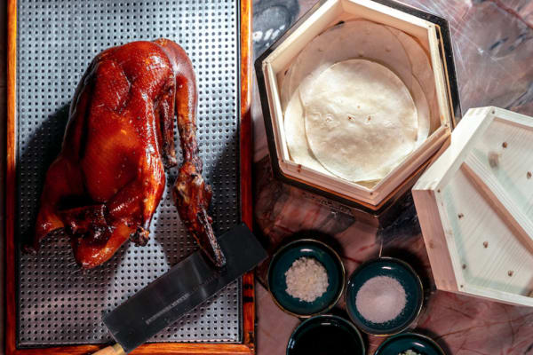 Smoked Roasted Duck and Creative Dim Sum at FAM