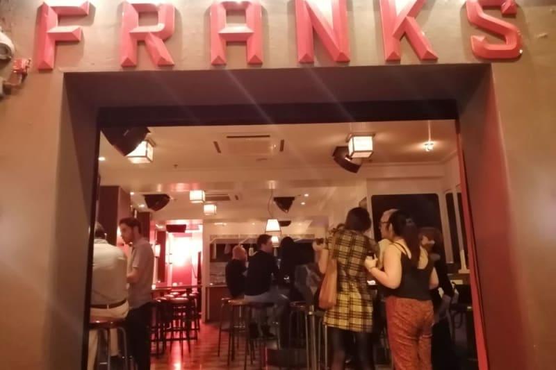 Restaurant Review: Franks