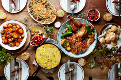 Thanksgiving Is More than Just Turkey