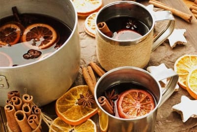 Recipe: Healthy Mulled Wine for the Holidays