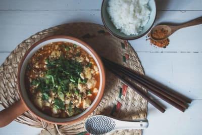 Recipe: Vegan Mapo Tofu