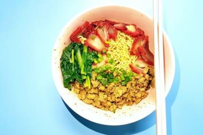 Recipe: Kolo Mee (干捞面)