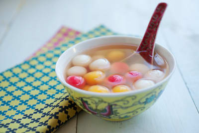 Lucky Foods for Chinese New Year