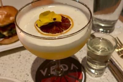 Wellness Cocktails at VEDA