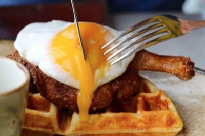 New Restaurant: Duck & Waffle