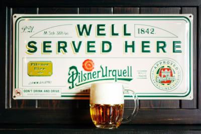 Celebrating 177 Years of Pilsner Urquell