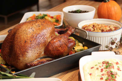 2019's Top Thanksgiving Feasts in Hong Kong