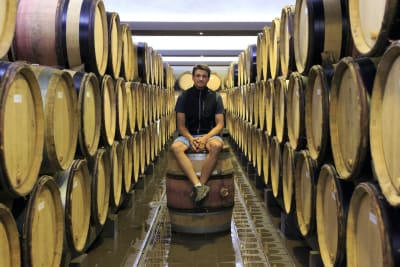 Rewriting Wine 101: A Négociant with a Difference