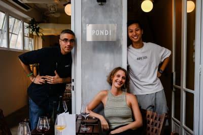 New Restaurant: Pondi