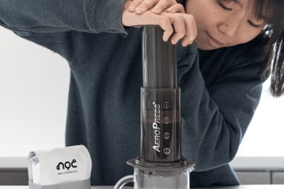 NOC Brewing Guide: AeroPress Coffee