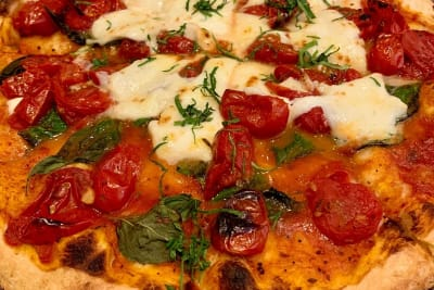 Pizza at The Point in TST