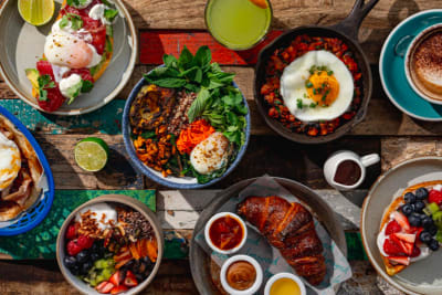 Limewood's New Breakfast by the Beach