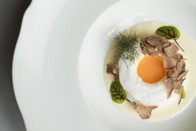 White Truffle Menu at Castellana