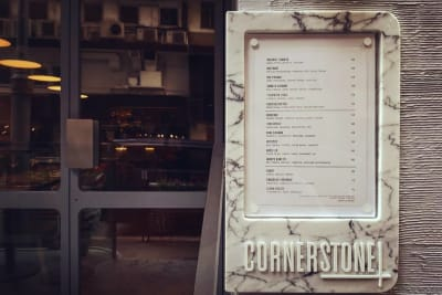 Restaurant Review: Cornerstone