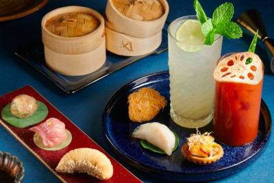 New Autumn Cocktail and Dim Sum Brunch at Ming Court Wanchai