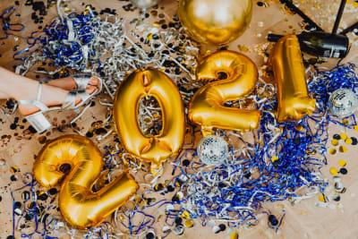 Foodie's Top NYE Experiences of 2020