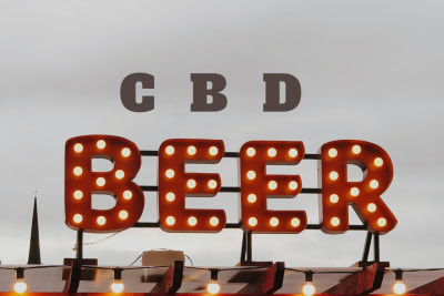 CBD and Beer in Hong Kong