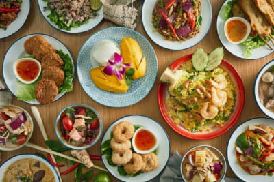 David Greenberg Reviews... Thai on High