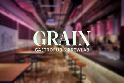 First Look at New Restaurant: GRAIN and the Gweilo Brewlab