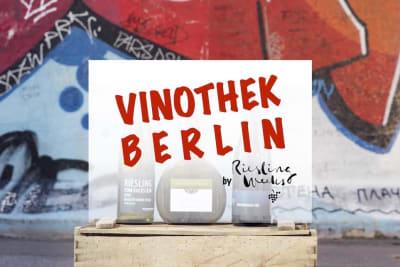 Rewriting Wine 101: Vinothek Berlin by Riesling Weeks