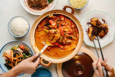 New Chef and Dishes at Peranakan Hotspot Bibi & Baba