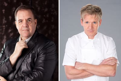 Will Harlan Goldstein and Gordon Ramsay Go Head to Head in a Boxing Match?