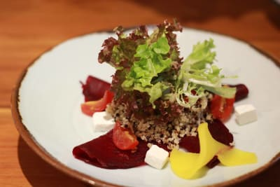 NEW Healthy Cafe: Ovo Cafe in Central