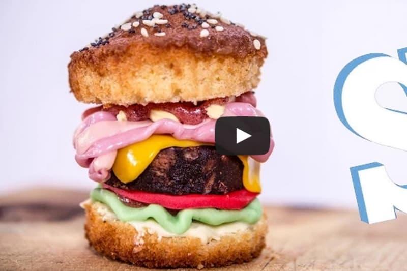 <p>Burger. Cupcake. Burger Cupcakes... Amazing.</p>