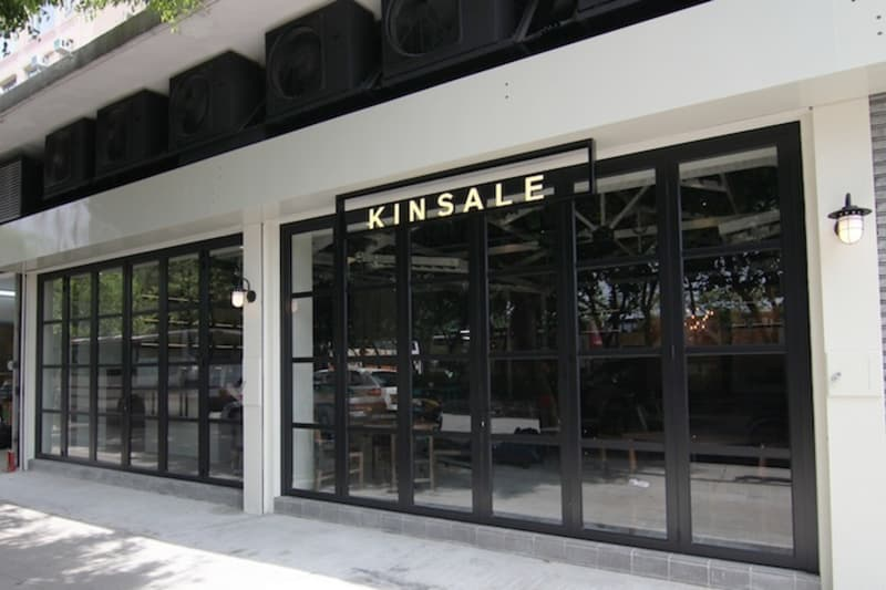 Kinsale to Open This Month in K'Town