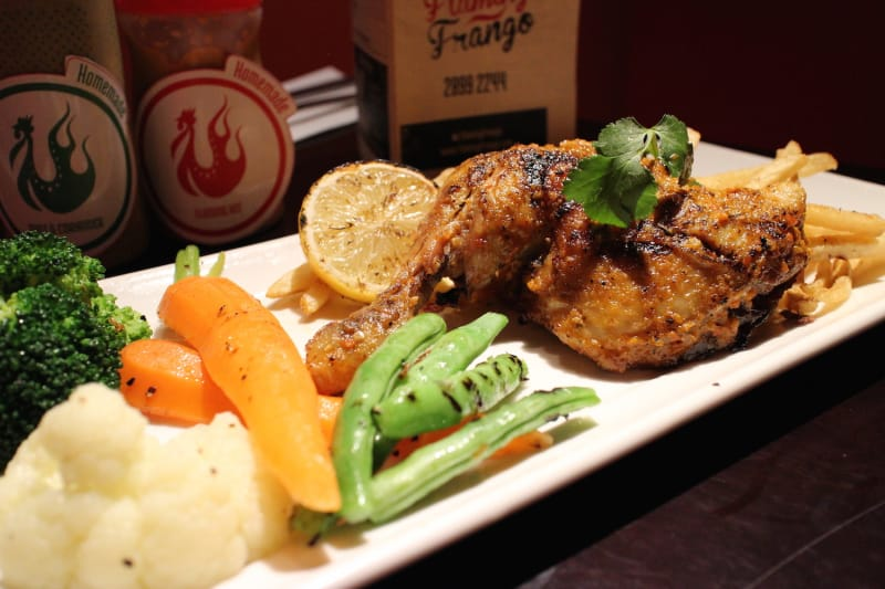 New Restaurant Alert: Flaming Frango