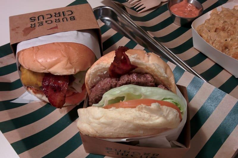 Burger Circus