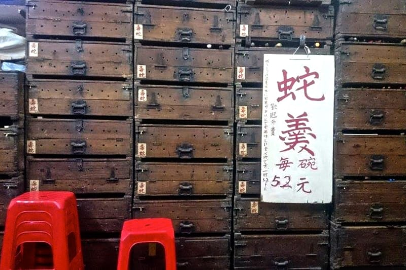 Old School Goodness: Sheung Wan