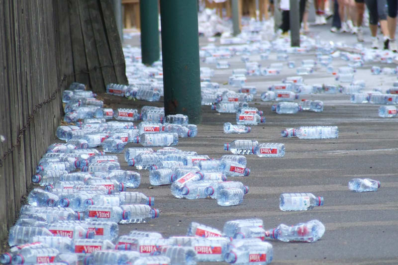 San Fransico Bans the Sale of Plastic Bottles