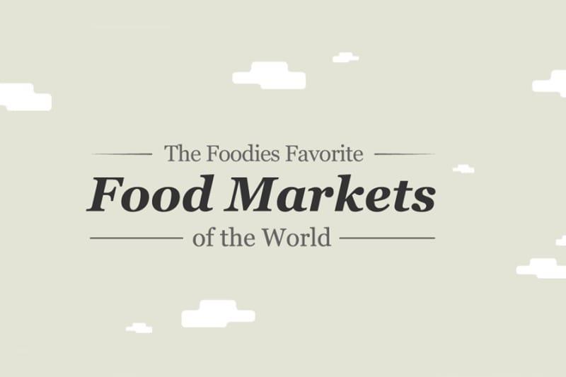 Foodies Love Markets