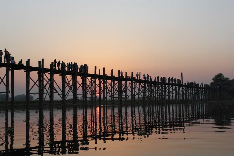 Meandering Myanmar