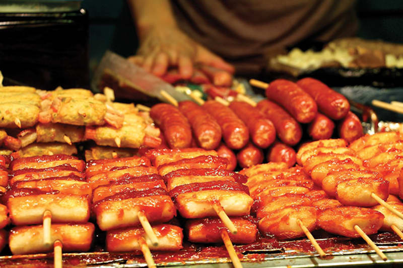 The Food Nomad: Seoul, Korea