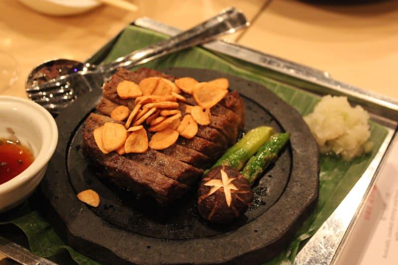 Foodie Table at Ore-no Kappou By Ginza Okamoto