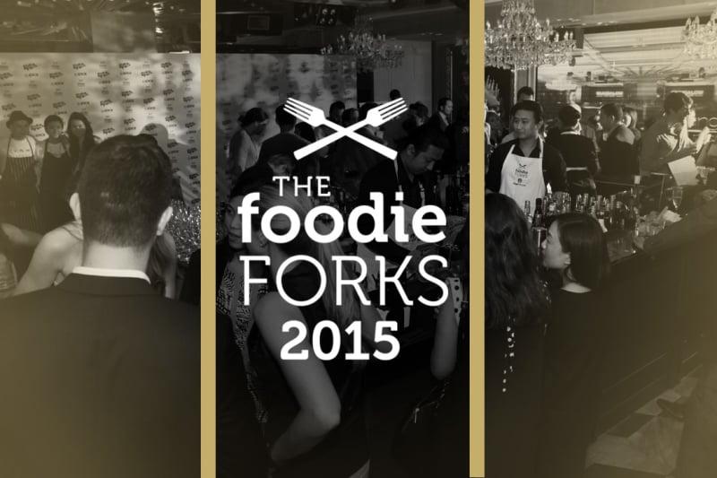 The Foodie Forks 2015