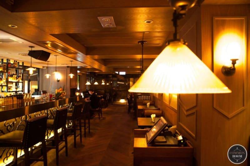 Common Room Restaurant Review