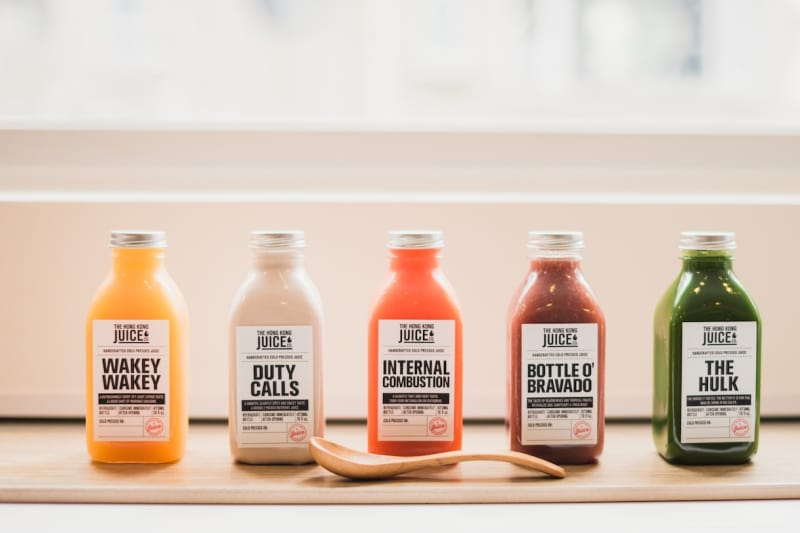 Gentleman's Juice Cleanse