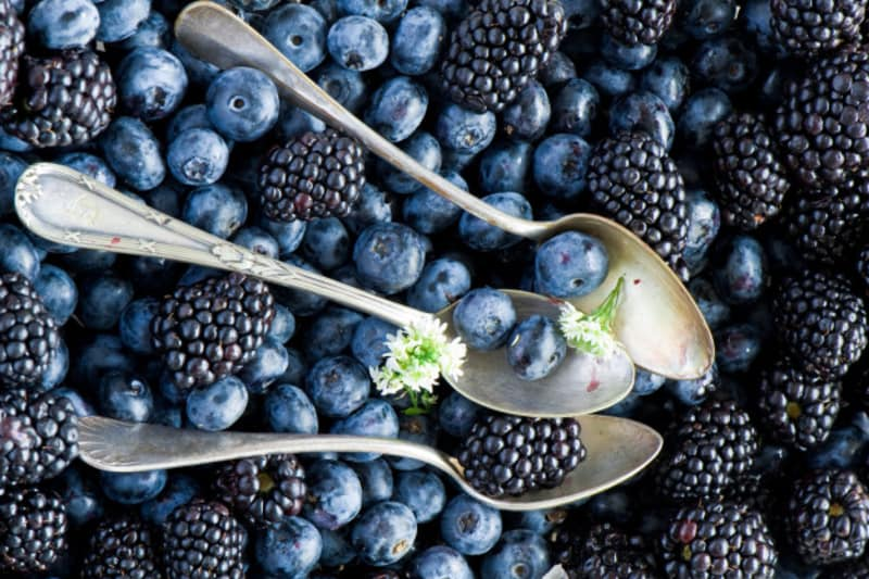 Why You Should Eat Blue and Purple Food