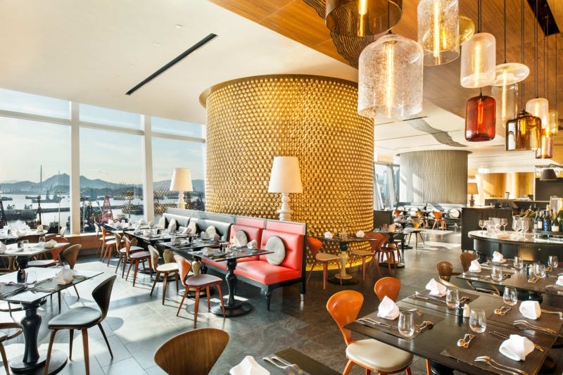 The W Hotel's Saturday Buffet Lunch