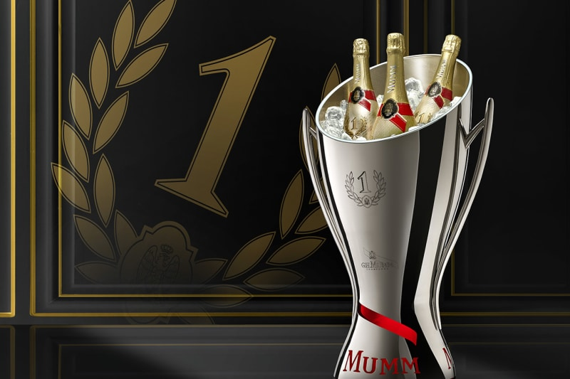 G.H. MUMM Champagne is Offering a Chance to Win a Trip to Singapore's 2015 Formula 1