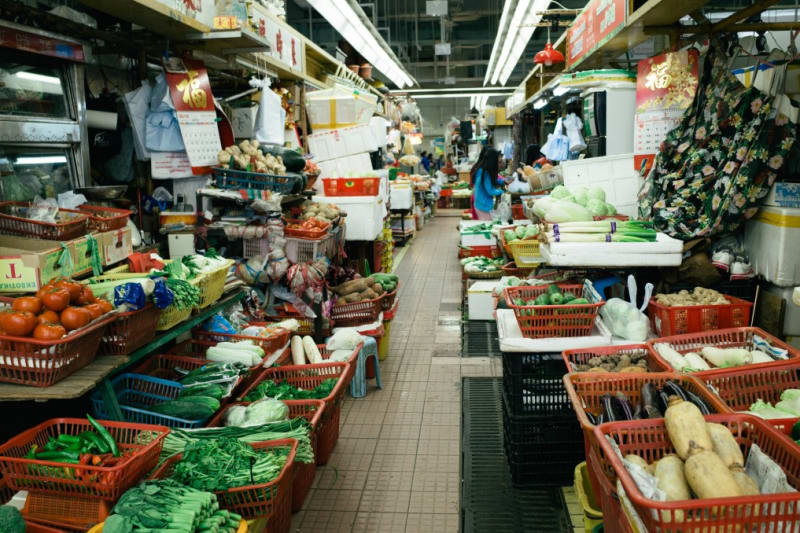 Largest Wet Markets in Hong Kong