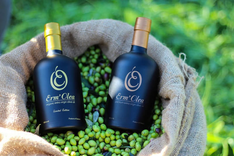 The Benefits of Olive Oil